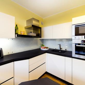 modernne valge köök